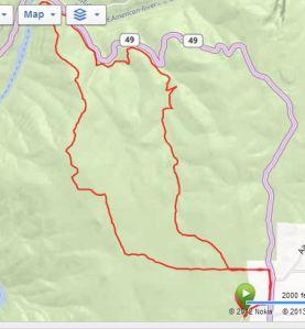 2013-03-24 Knickebocker Trail Race